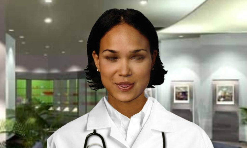 Molly. She'll give you prescription advice. She'll haunt your dreams.
